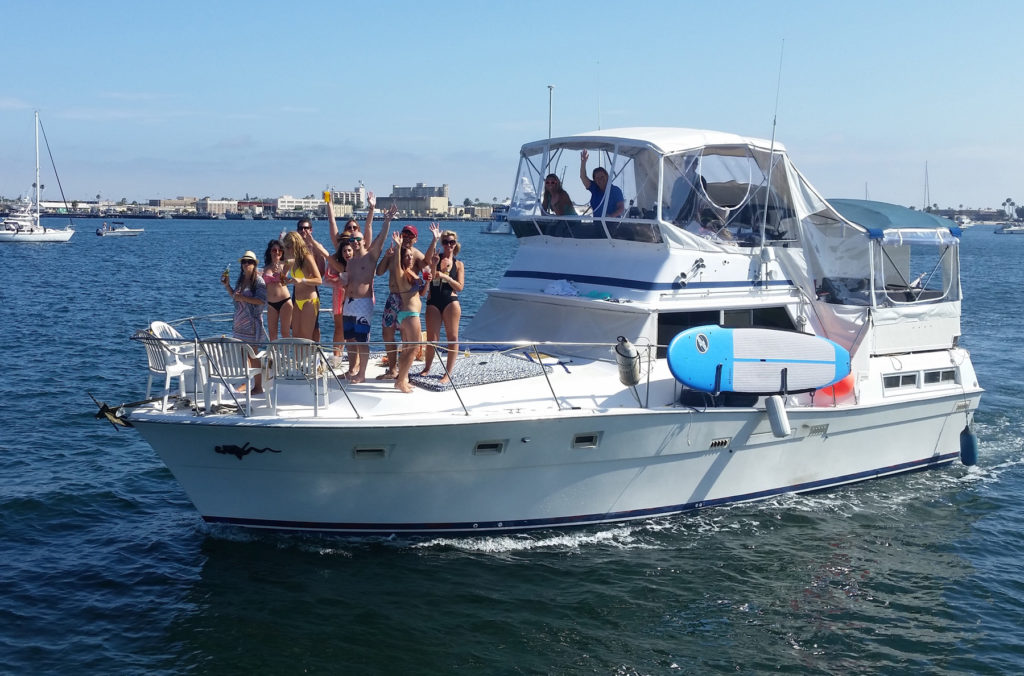 San Diego Viking Yacht charter