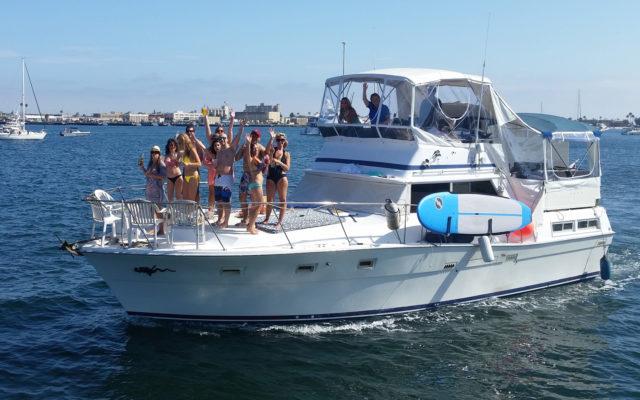 San Diego Viking Yacht charter